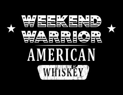 Famous Brands Weekend Warrior American Whiskey Product Sheet